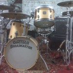 The Gretsch Broadkaster Kit in BANG&#039;s Studio #1
