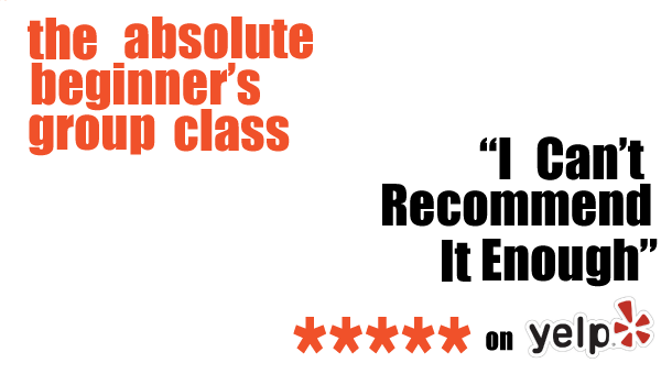 Group Class for Absolute Beginners