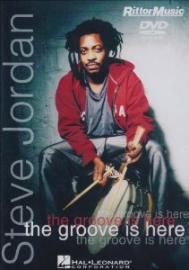 Steve Jordan The Groove Is Here