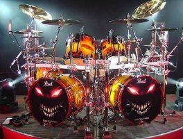 Masquerading as Your Drumming Idols