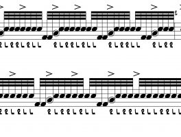 Son of More 32nd Note Paradiddle Soloing Ideas