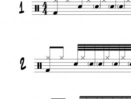 5 Killin 32nd Note Drum Groove Soloing Ideas
