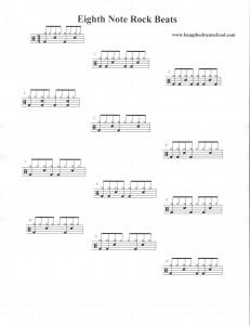 Essential Beginner's Rock Beats | BANG! The Drum School