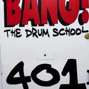 BANG's Front Door