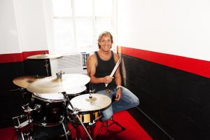 Mark Feldman in Studio 1