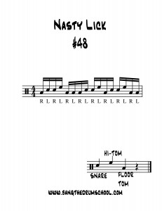 Nasty Lick 48