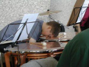 drunk drummer