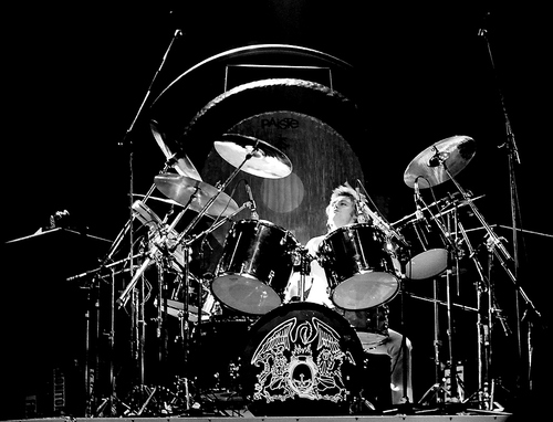 "Roger Taylor's Drum Solo On ""Under Pressure"" Transcribed ..."