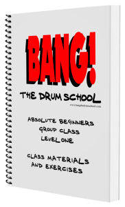 BANG! The Drum School's Absolute Beginners Group Class