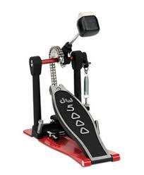 DW 5000 Heel-less Pedal