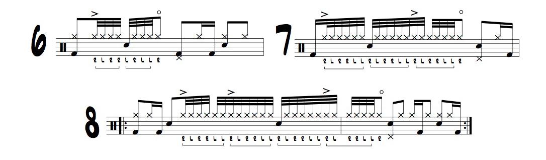 how to play a funk groove ii pdf