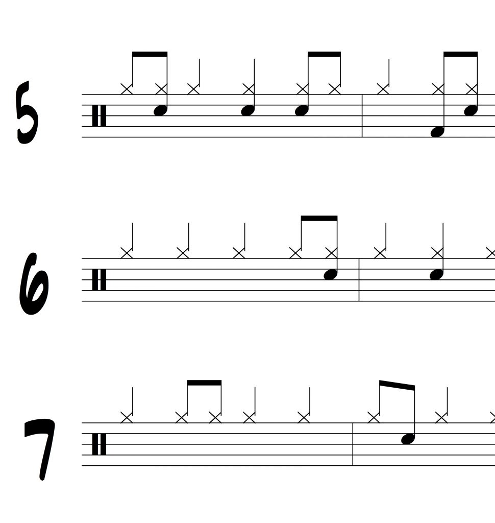 Uptempo Jazz Drumming Comping