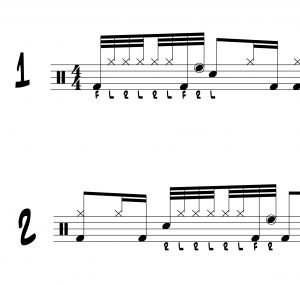 Nasty Drum Lick 98 Illustration