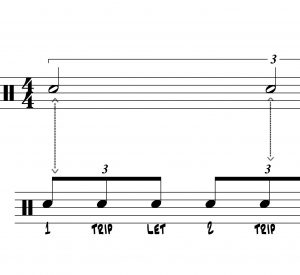 Half Note Triplets