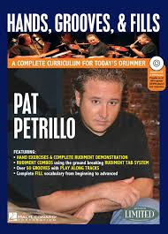 hands grooves fills pat petrillo