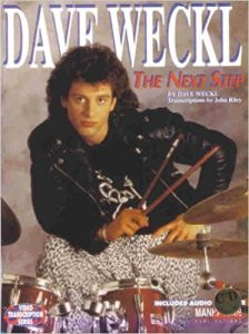 Dave Weckl The Next Step Transcription Book