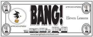 bang bucks eleven lesson gift certificate