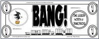 bang bucks one drum lesson gift certificate
