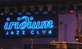 the iridium jazz club nyc