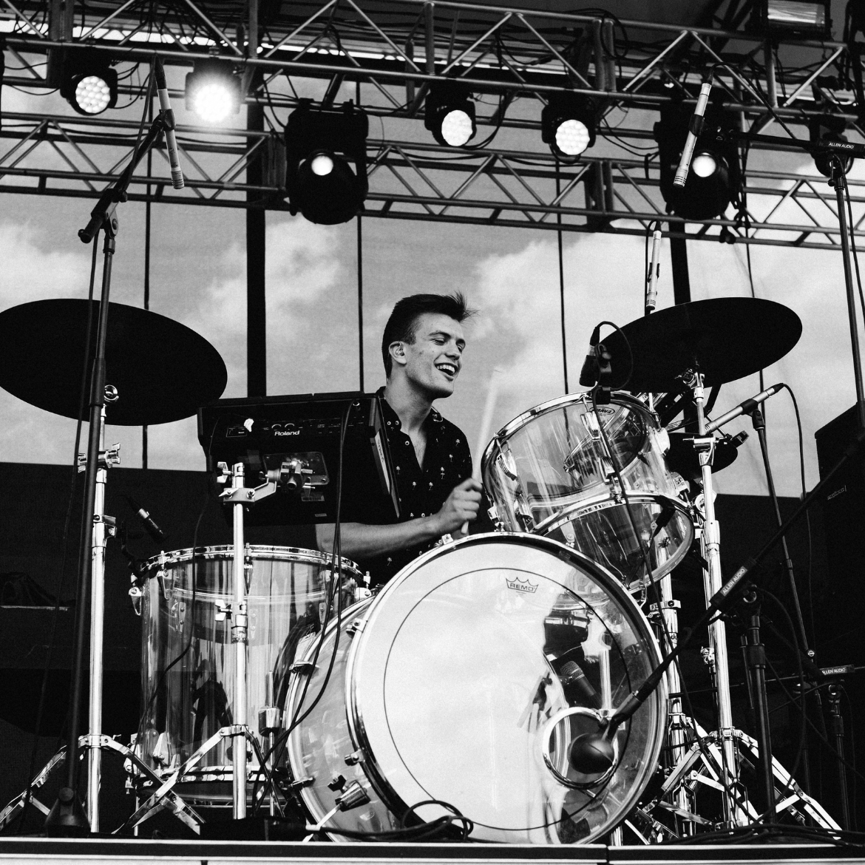 Chris Geller Drummer
