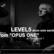 LEVEL5 Drum Solo Transcriptions