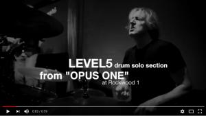 LEVEL5 Drum Solo Transcription