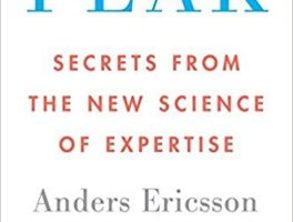 The Grand Father or Performance Science Tells You How To Become An Expert