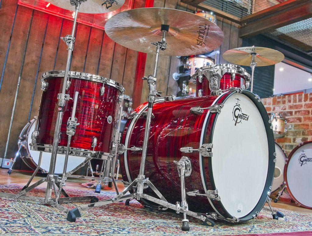 4 piece drum set philosophy