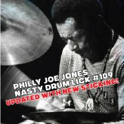 Philly Joe Jones' Nasty Lick #109 with Revised Sticking