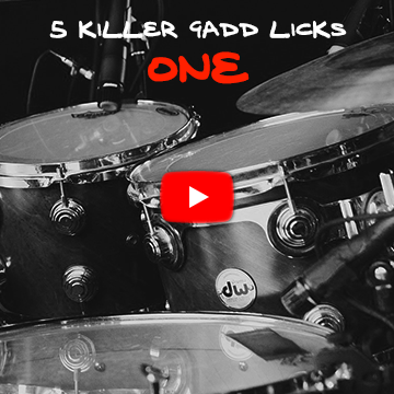 5 Killer Gadd Licks One
