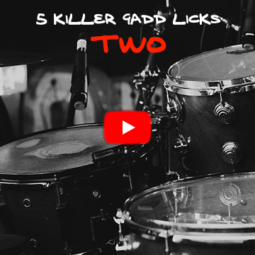 5 Killer Gadd Licks Two