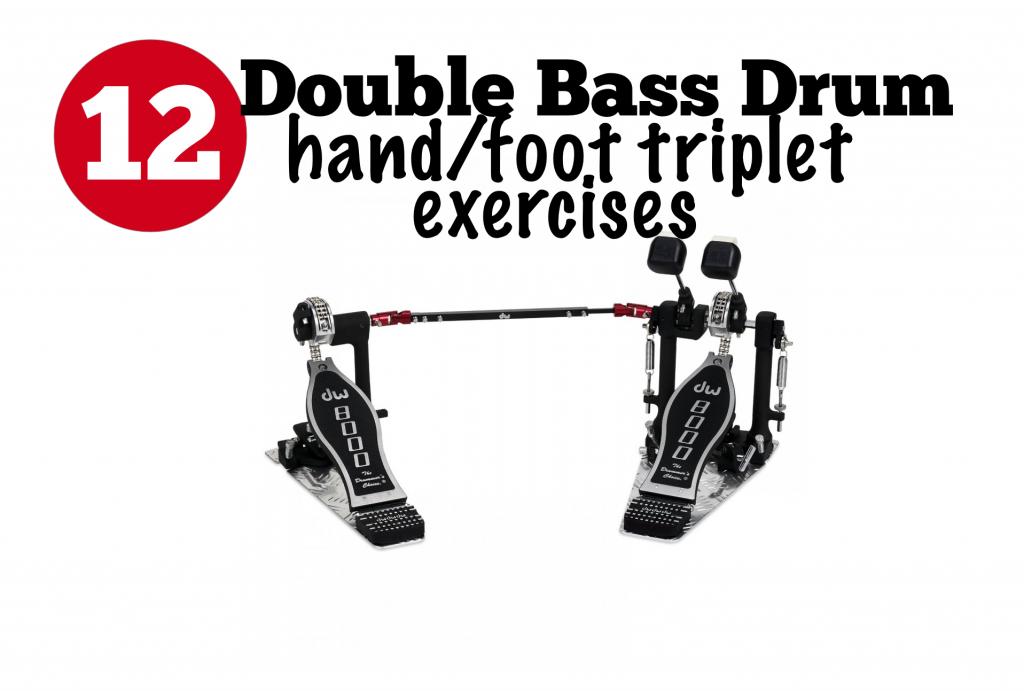 Double Bass Drum Exercises