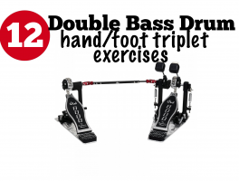 Double Bass Drum Exercises