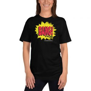 Original BANG logo Black T-Shirt