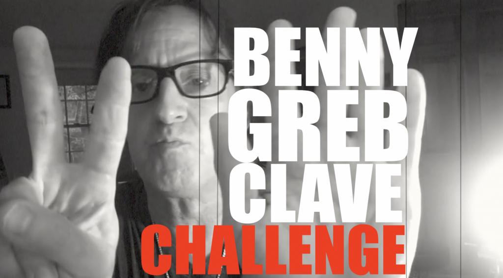 Benny Greb Clave Challenge