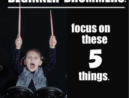 Beginner Drummers